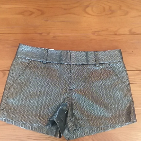 Nwt Calvin Klein Grey Dressy Womens Shorts Size 0 Be Novel In Design Shorts